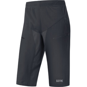 GORE WEAR C5 Trail Windstopper Shorts Men black